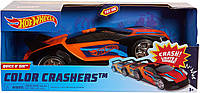 Hot Wheels Race N Crash Quick N´ SIK Велика моторизована машинка Хот Вілс світло і звукові ефекти