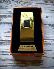 Зажигалка USB Graving Gold Sensor