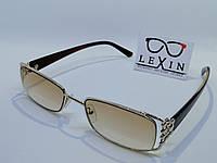 Очки для коррекции зрения с диоприями Z099