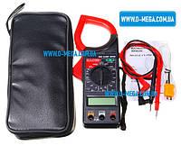 Токовые клещи DT-266C (оригинал) Digital Clamp Meter