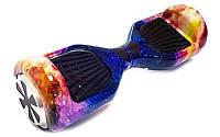 Гироборд 6,5 дюймов Smart Balance Гироскутер Сигвей Цвет - Галактика полная комплектация