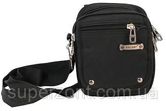 Компактная сумка через плече Wallaby 3165 черная