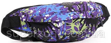 Компактная сумка на пояс Wallaby 2903-1, фиолетовая