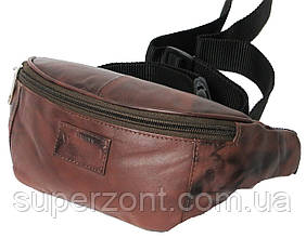 Поясная сумка из кожи Always Wild 907-TT brown