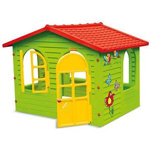Домики детские игровые и горки