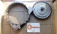Установка двигателя МТЗ на трактор ЮМЗ