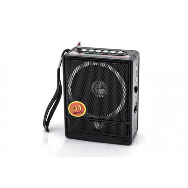 Радио приемник NK 018 USB SD аккумулятор