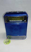 Портативний радіо з USB SD Bluetooth NS 160 ( колонка з флешкою ) UAB SD Bluetooth ручне налаштування радіо хвиль