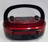 Бумбокс радиоприемник с USB PX-308 USB SD дисплей пульт, фото 3