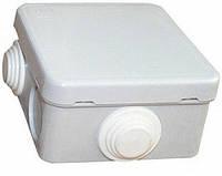 Распределительная коробка наружная E.NEXT - 70х70 мм; IP55
