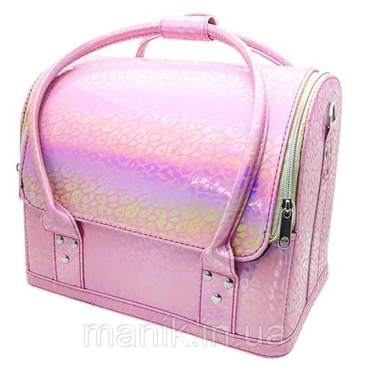 Сумка-чемодан визажиста и мастера маникюра CEM 02-8