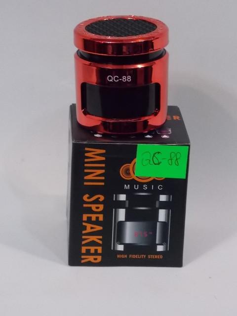 Радио колонка переносная mini QC-88