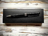 Ручка подарочная с гравировкой Lux Steel 13