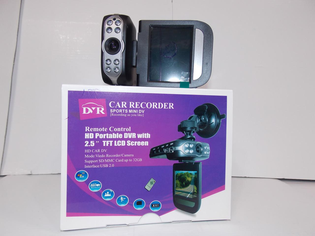 Видеорегистратор автомобильный DVR 188
