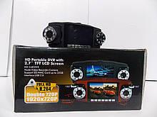 Видеорегистратор c двумя камерами V60