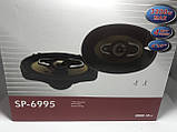 Динамики Овальные в машину 6993, фото 3