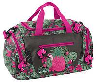 Спортивная женская сумка для фитнеса Paso 27L, BAH-019