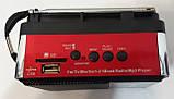 Радиоприёмник Neeka NK-204 USB, фото 2