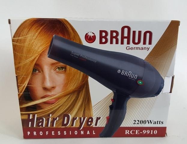 Фен для волос Braun RCE-9910
