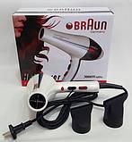 Професійний фен для волосся Braun 9920, фото 3