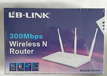 Беспроводной маршрутизатор (роутер) LB-Link BL-WR3000