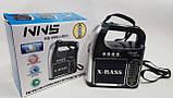 Радиоприемник с фонарём NSS NS-096U-REC, фото 2