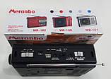 Радиоприемник Meranbo MB-160, фото 3
