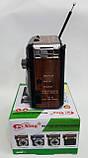 Радіо Puxing PX-298 LED USB TF card SD MMC LED ліхтарик, фото 2