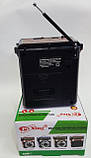 Радіо Puxing PX-298 LED USB TF card SD MMC LED ліхтарик, фото 3