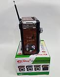 Радіо Puxing PX-298 LED USB TF card SD MMC LED ліхтарик, фото 4