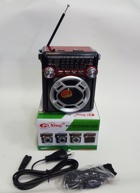 Радіоприймач Puxing PX-300 з USB