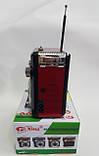 Радіоприймач Puxing PX-300 з USB, фото 2