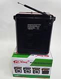Радіоприймач Puxing PX-300 з USB, фото 3