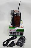 Радио с аккумулятором USB Puxing PX-301, фото 2