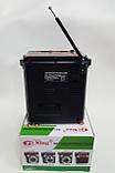 Радио с аккумулятором USB Puxing PX-301, фото 3