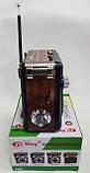 Радио с аккумулятором USB Puxing PX-301, фото 4