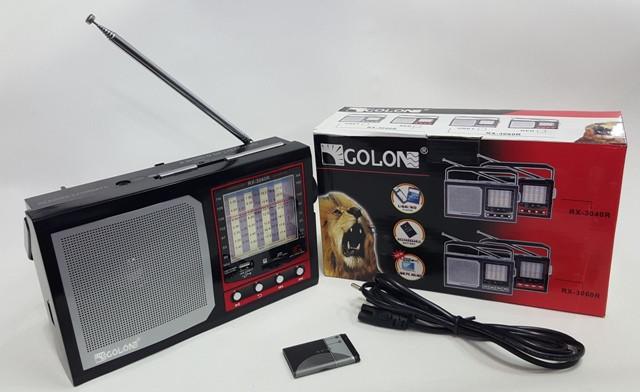 Радіо Golon RX-3040R