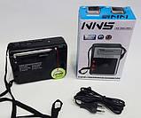 NNS-308 U REC Радиоприемник с записью USB, фото 2