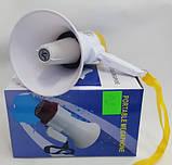 Мегафон с записью Recording Record Megaphone JS-5S, фото 2