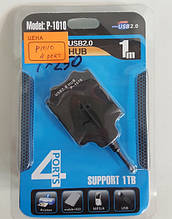 USB хаб 2.0 Р-1010