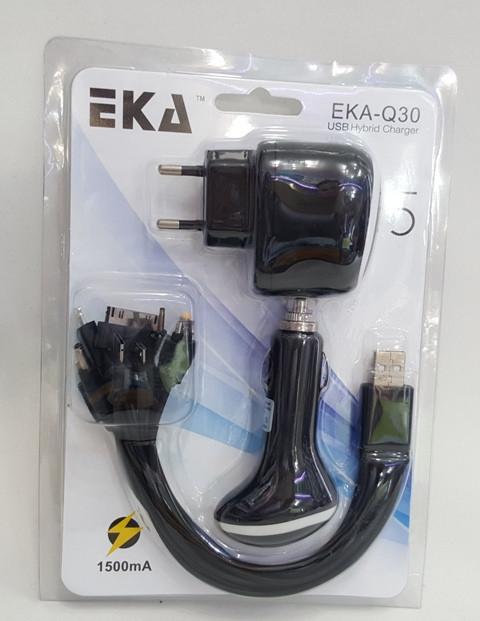 Універсальна зарядка для телефонів EKA -Q30
