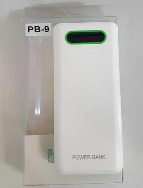 Портативний зарядний пристрій Power Bank 20800mAh 5V 1,5 A