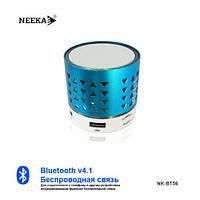 "Радиоприемник колонка с Bluetooth ""NEEKA"" NK-BT56"