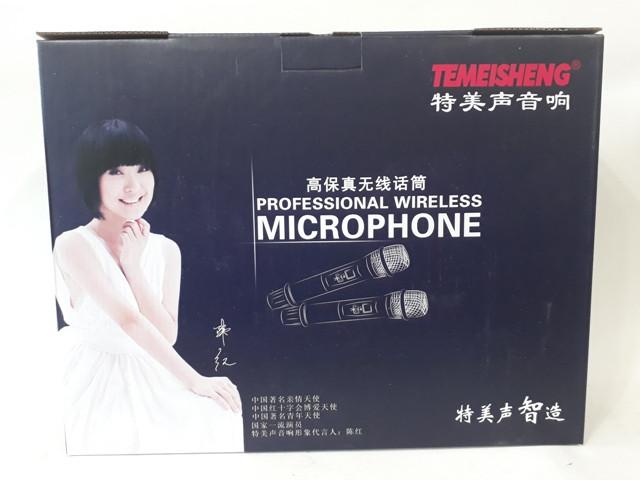 Микрофон Temeisheng W-981