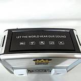 Ретро радиоприёмник Golon RX-455 USB с аккумулятором, фото 2