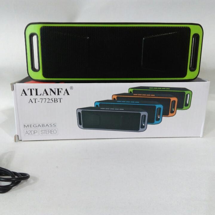 Портативная колонка Atlanfa AT-7725 Bluetooth