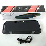 Портативная колонка Atlanfa AT-7725 Bluetooth, фото 3