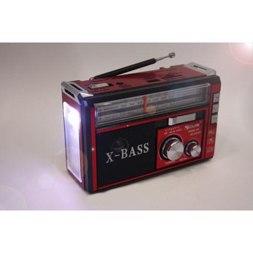Радио GOLON RX 382 с Led фонариком
