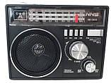 Радиоприемник NNS NS 1361S с USB и картой памяти, фото 2
