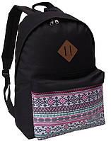 Молодежный рюкзак 17L Corvet, BP2039-80 черный